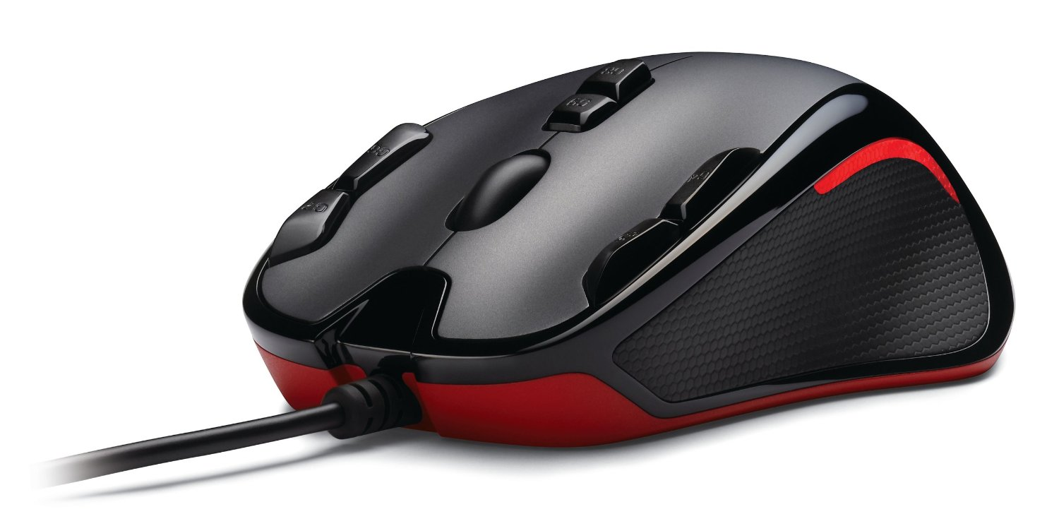 Logitech G300 Gaming Maus Test