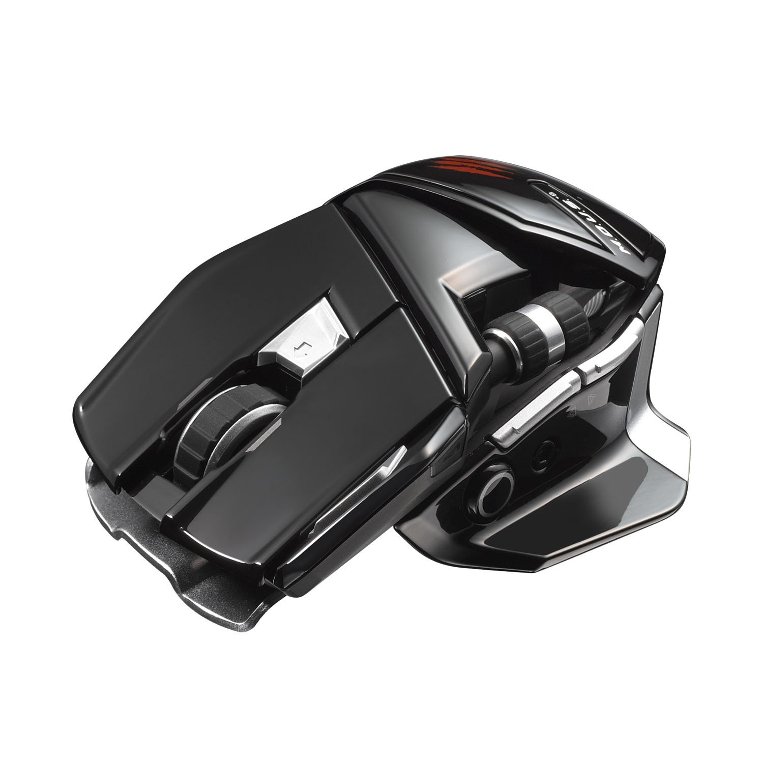 MAD Catz M.O.U.S.9 Kabellos Wireless Gaming Maus Test - Gaming Maus ...