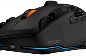 Roccat Tyon All Action Gaming Maus Test