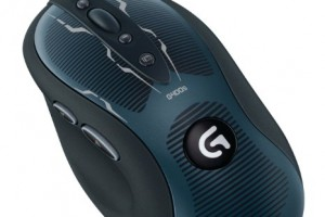Logitech G400s Gaming Maus Test