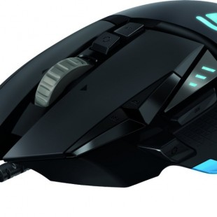 Logitech Proteus Core G502 Gaming Maus Test