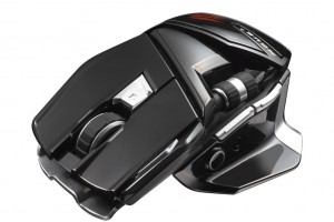 MAD Catz M.O.U.S.9 Kabellos Wireless Gaming Maus Test
